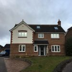Loft conversion to 4-bed detached house