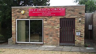 Ely Design Group Stretham office.