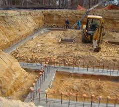 Party wall surveying - excavations