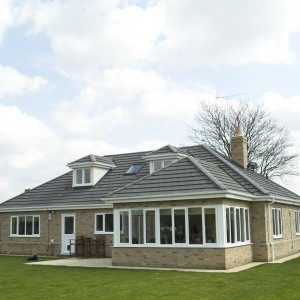 Ely Design Group chalet bungalow.